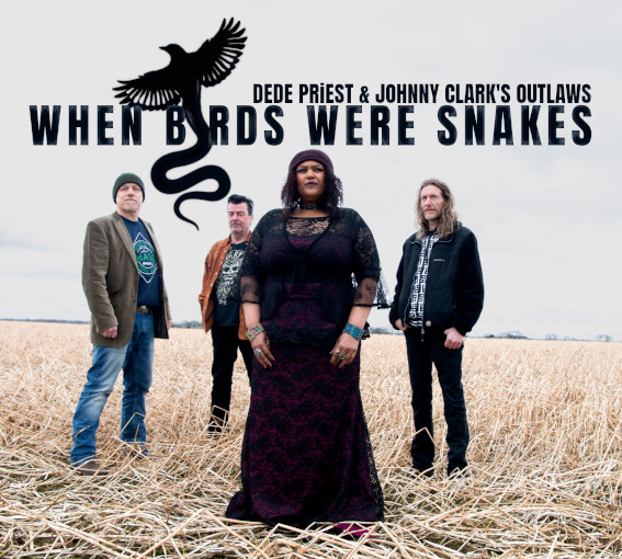 Album Cover WHEN BIRDS WERE SNAKES low rez small